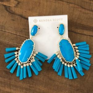 New with tag Kendra Scott Cristina earring